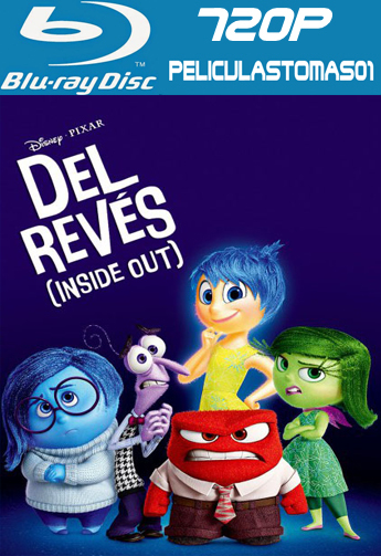Del revés (Inside Out) (2015) (BRRip) BDRip m720p
