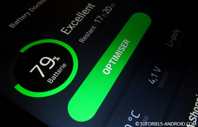 Ameliorer l'ésperance de vie de votre batterie