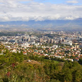 13. View of Skopje