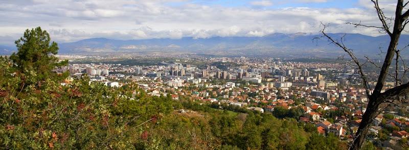 13. View of Skopje