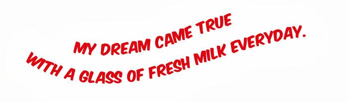 Jolly Cow Fresh Milk Instills the Importance of Drinking Milk to Help Children Achieve Their Dreams | www.thepeachkitchen.com