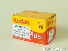 Kodacolor VR 200