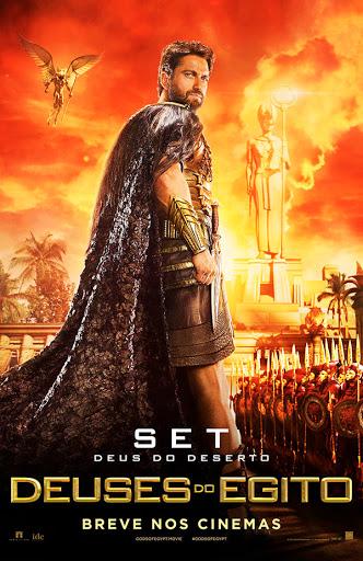 poster Deuses do Egito