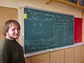 Photo: Damian Orlef - Algebra obliczeniowa