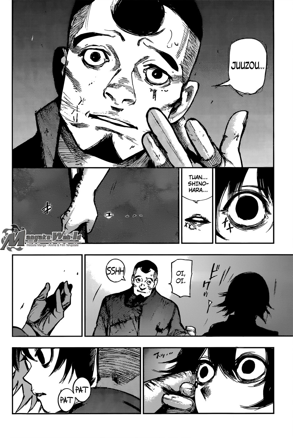 Tokyo Ghoul: Re Chapter 110-5