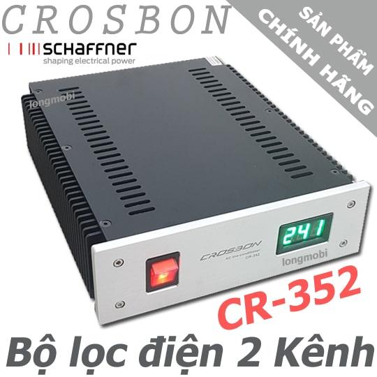 bộ lọc điện cho dàn âm thanh crosbon