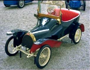 bugatti 1911 type BB torpédo