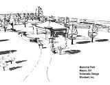 Park in Mason, Ohio, John E. Martin, Woolpert, Inc.