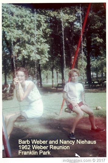 1962 Weber Reunion