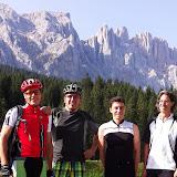 Karerpass Trailtour von Ernst