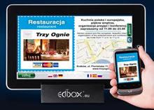 EdBox - nowoczesny tablet reklamowy