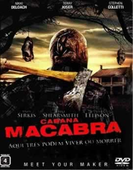 Capa Cabana Macabra Dublado 2008 Torrent