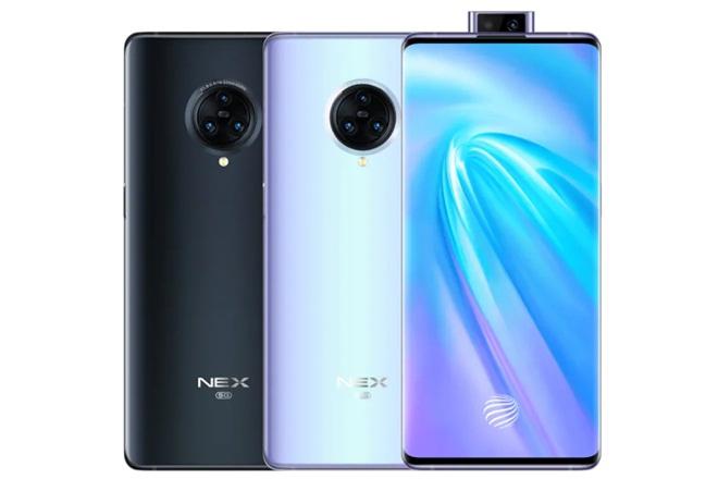 Vivo Nex 3 Mobile Phone Price in India