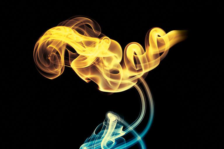 Smoke - Patrick Latter