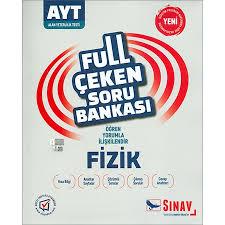 2021 AYT Fizik PDF İndir - Full Çeken Soru Bankası PDF İndir