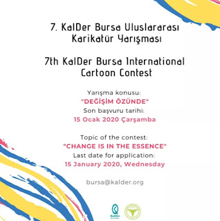 7th KalDer Bursa International Cartoon Contest
