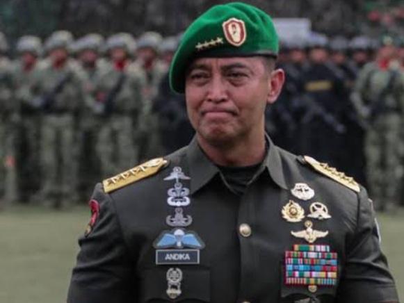 Tersingkir dari Kursi Panglima TNI? Andika Perkasa Muncul di Survei Capres 2024, Kalahkan Budi Gunawan dan  Airlangga Hartarto