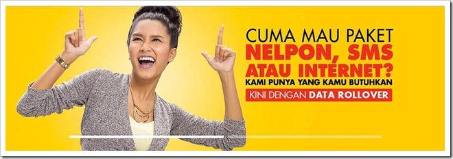 Paket Internet Indosat Bulanan