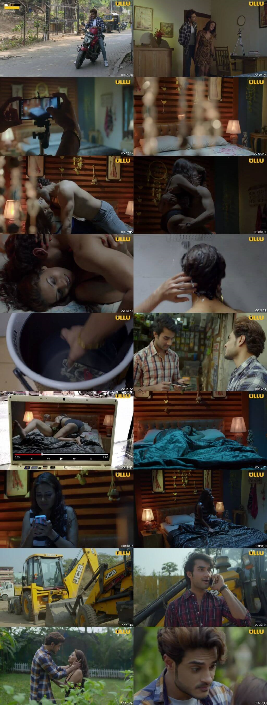 Screenshots Of Hindi Show Charmsukh - Trapped Season 01 2020 Complete - All Episodes 300MB 720P HD
