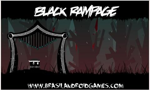 Black Rampage-TinyWorld Imagem do Jogo