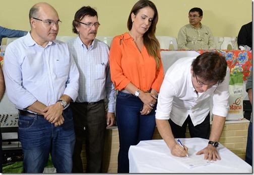 Apodi e Pedro Avelino receberão as primeiras unidades demonstrativas de Integração Lavoura%2c Pecuária e Floresta