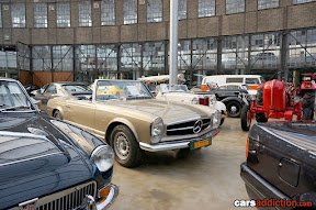 1969 Mercedes-Benz SL 280