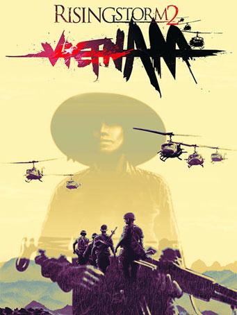 โหลดเกมส์ (PC) Rising Storm 2: Vietnam สงครามเวียดนาม