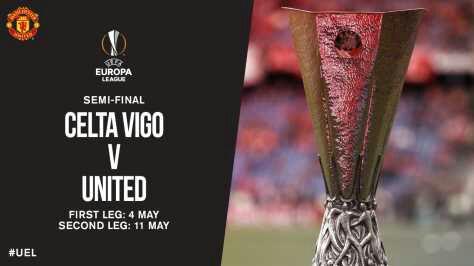 Celta Vigo vs Manchester United Europa League All Goals and Highlights