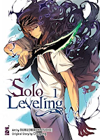 """""""Solo Leveling"""""""