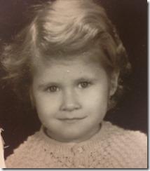 عکس کودکی اجه دیزدار ایدیل
