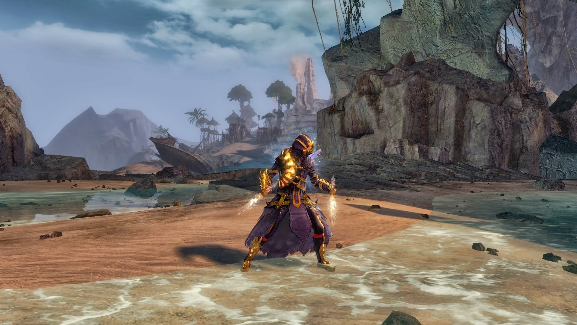 Guild Wars 2 Zenith Daggers