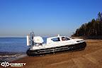 Судно на воздушной подушке Christy 6183 - Ходовые испытания | фото №14