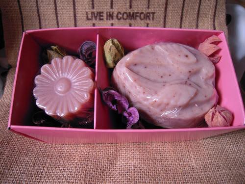 模具造型冷製手工皂2-愛情鳥造型