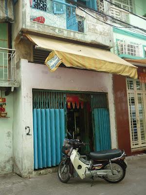 Bán nhà Thái Phiên , Quận 11 giá 2, 7 tỷ - NT43