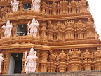 Nanjangudu temple gopuram