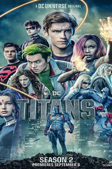 Titans 2ª Temporada Torrent
