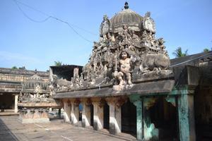 Thiru Thuruthi (Kuttalam) Temple Moolasthana Gopuram