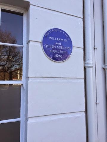 Royal York YHA Brighton blue plaque