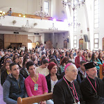 Foto: Sýria - návšteva arcibiskupa Cyrila Vasiľa