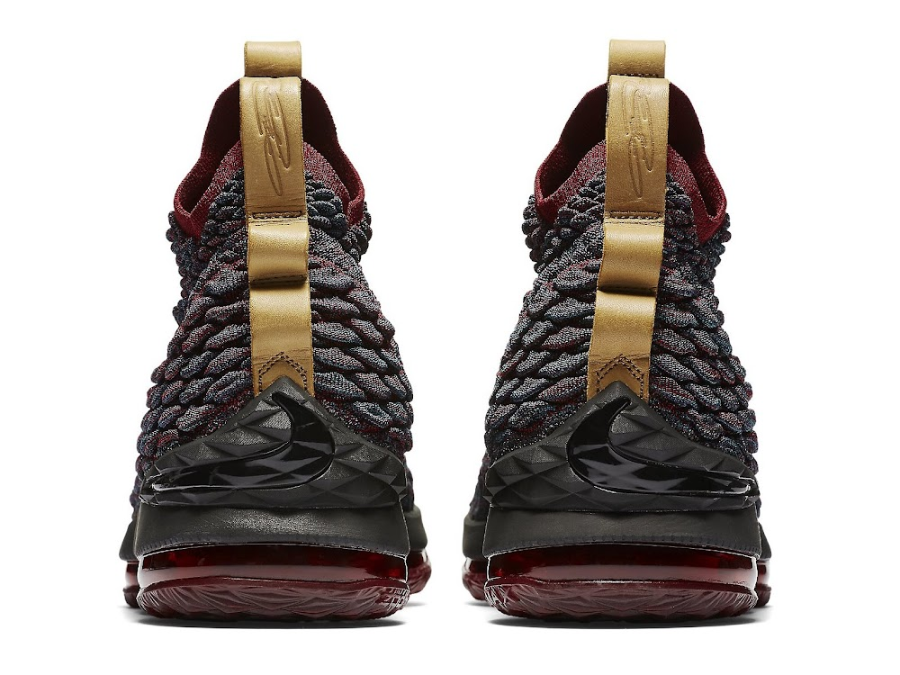 d0ae652937f ... Nike LeBron 15 New Heights Updated Release Date ...