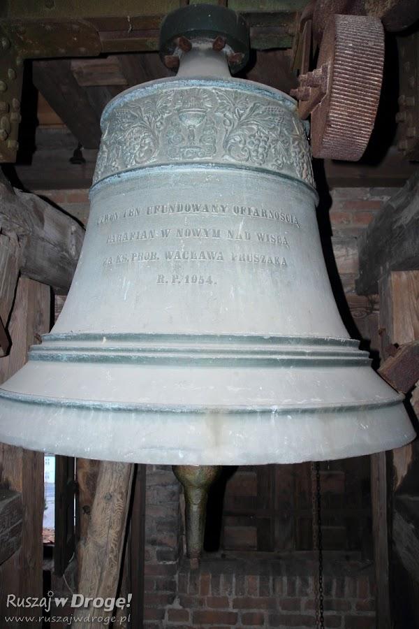 Dzwony Fary pw. Św. Mateusza w Nowem