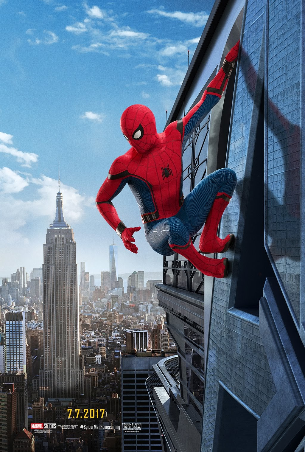 SPIDER-MAN: HOMECOMING movie poster No.2