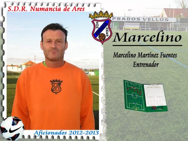 ADR Numancia de Ares. Marcelino