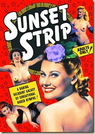 SUNSET STRIP VOL 1 DVD