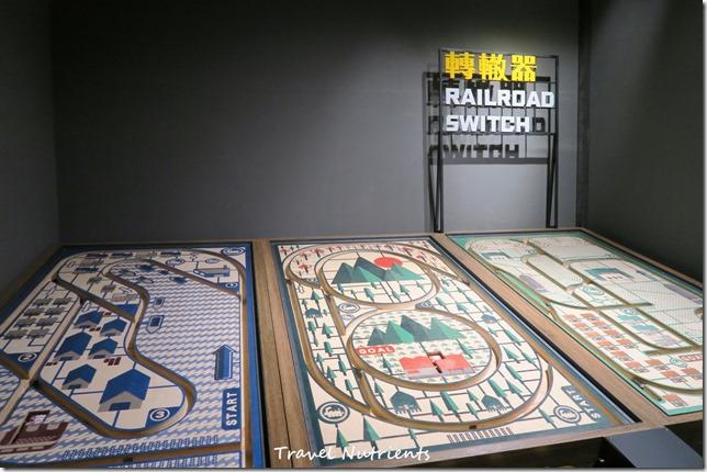 高雄駁二蓬萊倉庫 哈瑪星鐵道館 (5)