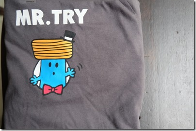 UT X Mr. Men