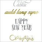 new years fonts