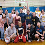 Alumni Basketball 2007