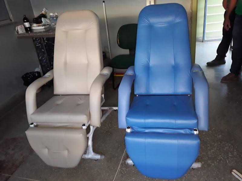 Cadeiras Laboratório
