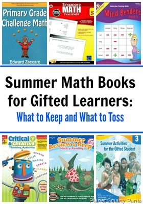 Best Supplemental Books for Gifted Learners